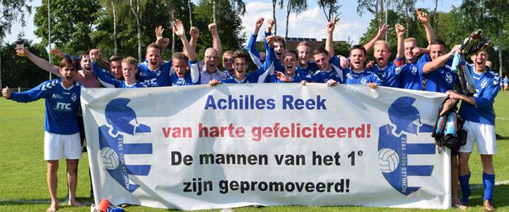 Steun Achilles in de nacompetitie! a.s. zondag 14:30 OKSV - Achilles Reek